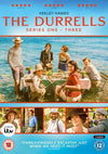 The Durrells: Series One - Three - Simon Nye [DVD]