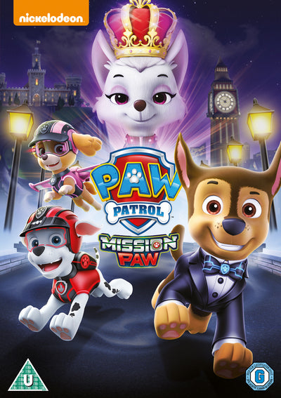 Paw Patrol: Mission Paw - Max Calinescu [DVD]
