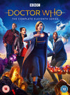Doctor Who: The Complete Eleventh Series - Chris Chibnall [DVD]