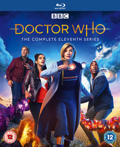 Doctor Who: The Complete Eleventh Series - Chris Chibnall [BLU-RAY]