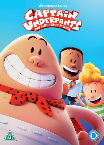 Captain Underpants: The First Epic Movie - David Soren [DVD]
