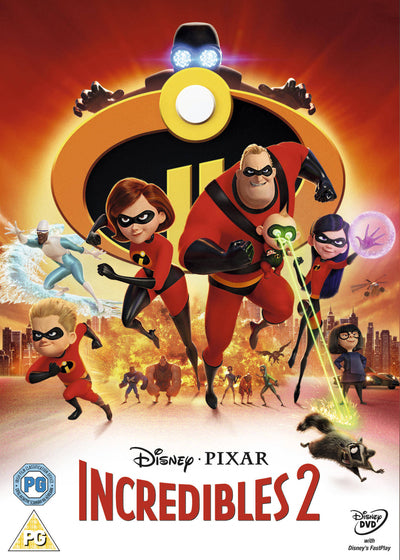 Incredibles 2 - Brad Bird [DVD]