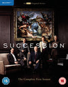 Succession: The Complete First Season - Jesse Armstrong [BLU-RAY]