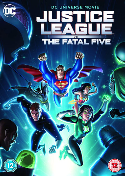 Justice League Vs the Fatal Five - Sam Liu