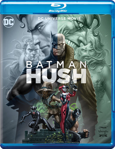 Batman: Hush - Justin Copeland [BLU-RAY] OUT 09.06.19 PRE-ORDER NOW