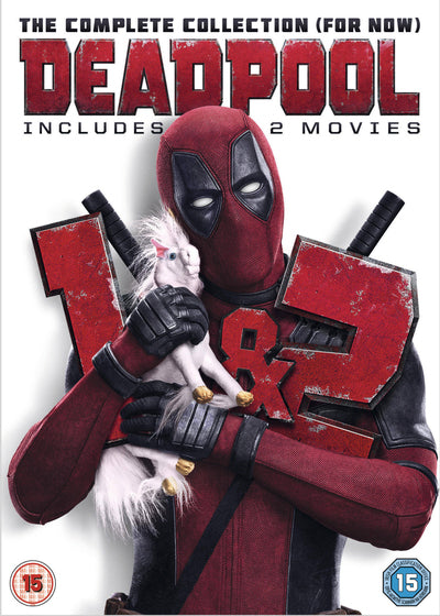 Deadpool 1 & 2 - Tim Miller [DVD]