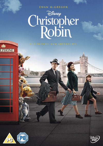 Christopher Robin - Marc Foster [DVD]