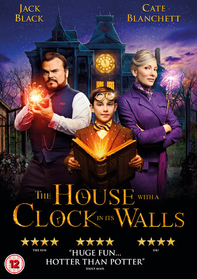 The House With a Clock in Its Walls - Eli Roth [DVD]
