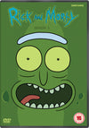Rick and Morty: Season 3 - Dan Harmon [DVD]