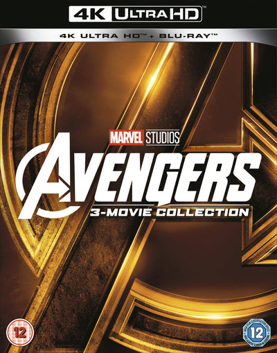 Avengers: 3-movie Collection - Joss Whedon