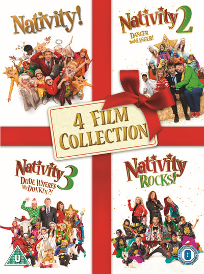Nativity!: 4 Film Collection [DVD]