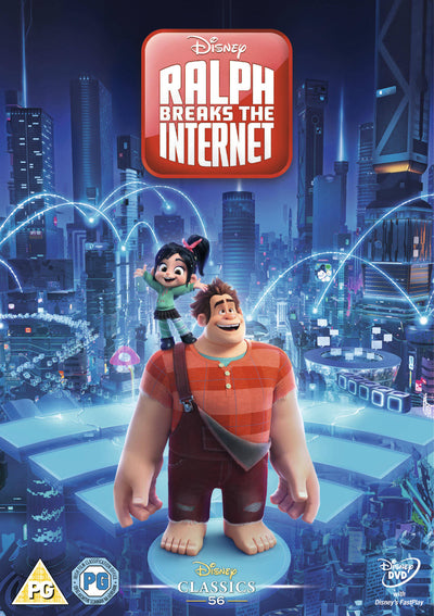 Ralph Breaks the Internet - Rich Moore [DVD]