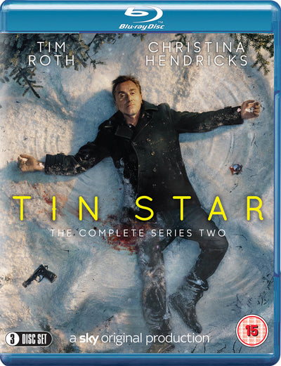 Tin Star: The Complete Series Two - Diederick Santer [BLU-RAY]
