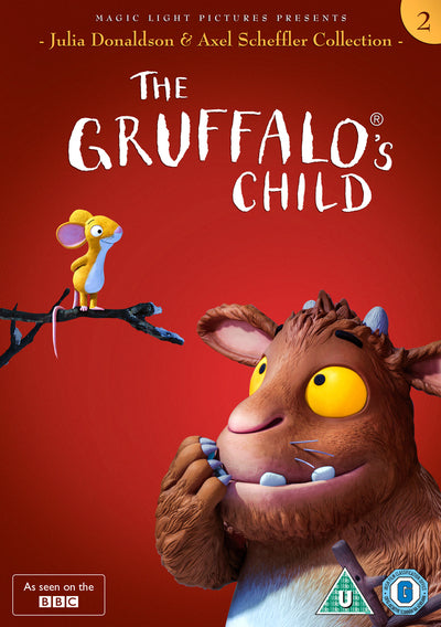 The Gruffalo's Child - Uwe Heidschötter [DVD]