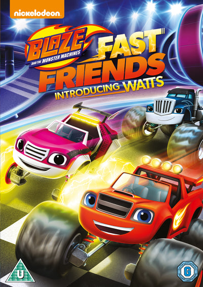 Blaze & The Monster Machines: Fast Friends! 2019  [Toys]