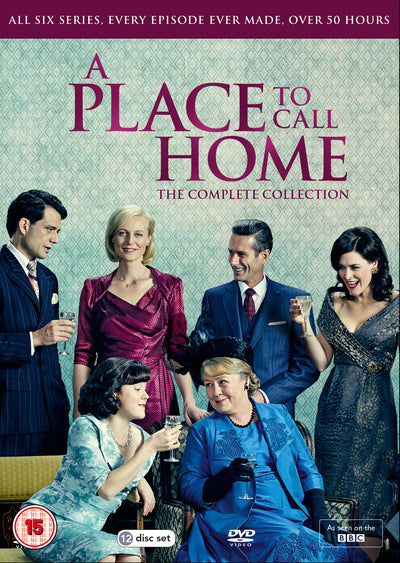 A Place to Call Home: Complete Series One to Six - Julie McGuaran [DVD]