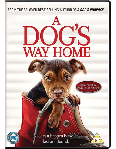 A Dog's Way Home - Charles Martin Smith [DVD]