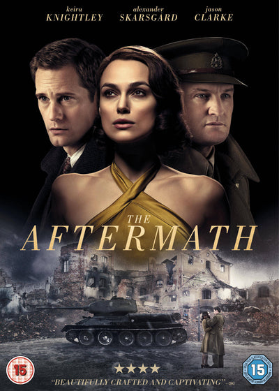 The Aftermath - James Kent [DVD] OUT 05.07.19 PRE-ORDER NOW