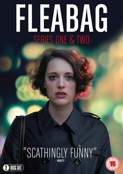 Fleabag: Series One & Two - Phoebe Waller-Bridge [DVD]