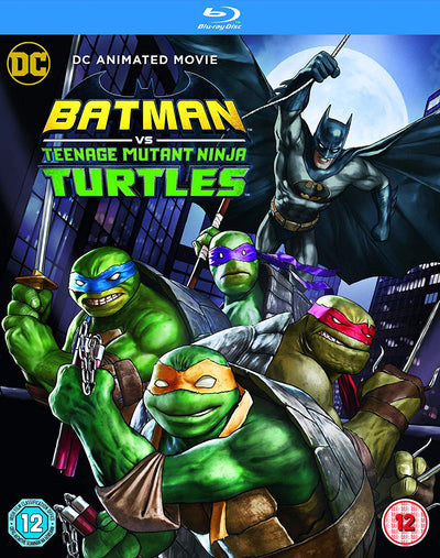 Batman Vs. Teenage Mutant Ninja Turtles - Jake Castorena [BLU-RAY]