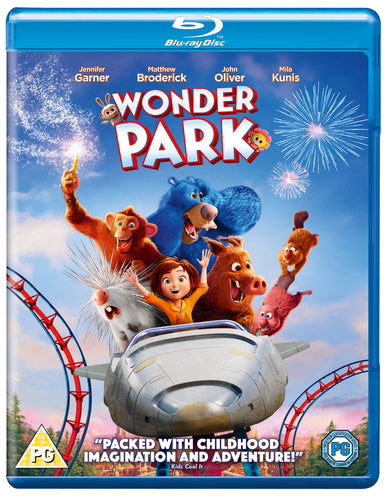 Wonder Park - David Feiss [BLU-RAY]