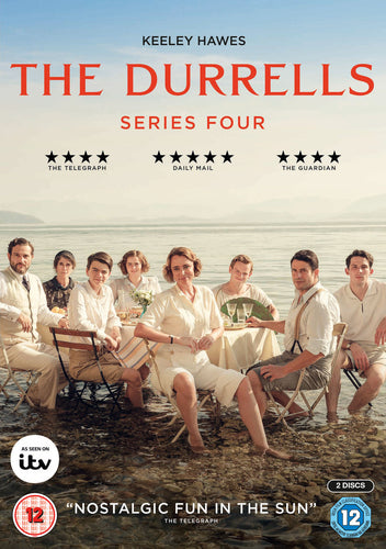 The Durrells: Series Four - Simon Nye [DVD]