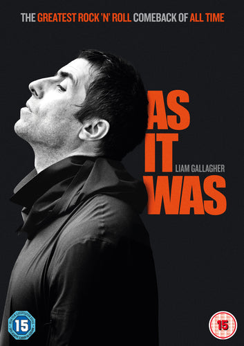 Liam Gallagher: As It Was - Charlie Lightening [DVD]