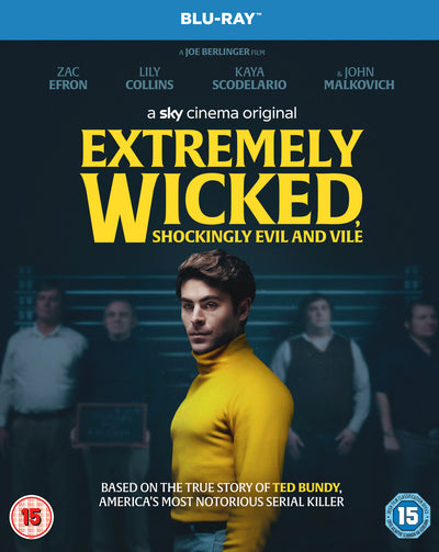 Extremely Wicked, Shockingly Evil and Vile - Joe Berlinger [BLU-RAY]