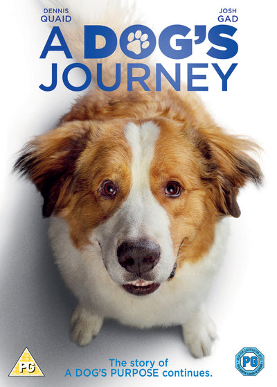 A Dog's Journey - Gail Mancuso [DVD]
