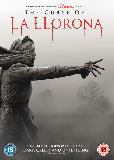 The Curse of La Llorona - Michael Chaves [DVD]