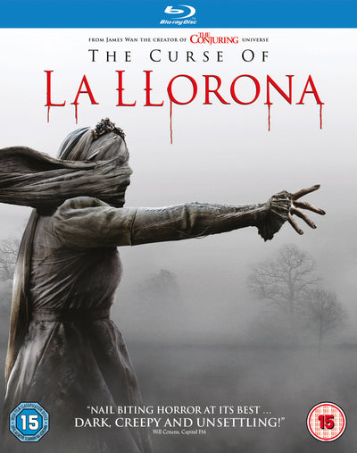 The Curse of La Llorona - Michael Chaves [BLU-RAY]