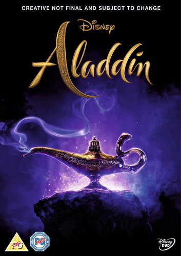 Aladdin 2019 - Guy Ritchie [DVD]