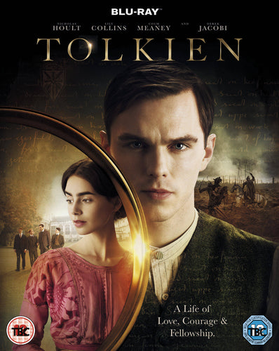 Tolkien - Dome Karukoski [BLU-RAY] OUT 06.09.19 PRE-ORDER NOW