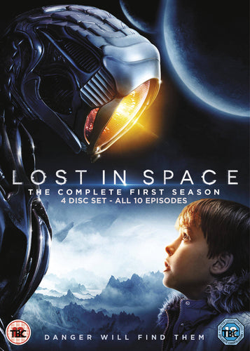 Lost in Space: The Complete First Season [DVD] OUT 19.07.19 PRE-ORDER NOW