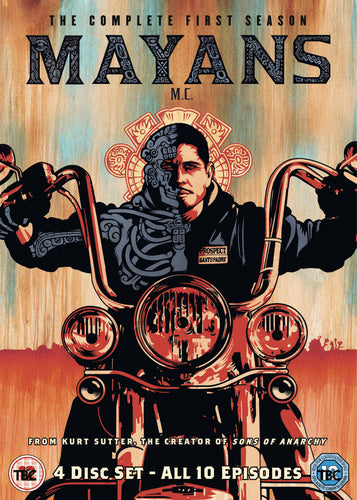 Mayans M.C.: The Complete First Season [DVD] OUT 30.08.19 PRE-ORDER NOW