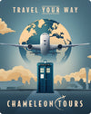 Doctor Who: The Faceless Ones [Blu-ray Steelbook] OUT 13.03.20