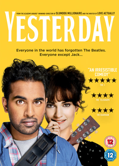 Yesterday - Danny Boyle [DVD]