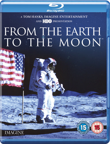 From the Earth to the Moon - Tom Hanks [BLU-RAY]