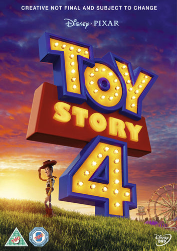 Toy Story 4 - Josh Cooley [DVD]OUT 21.10.19 PRE-ORDER NOW