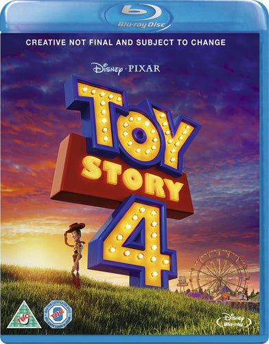 Toy Story 4 - Josh Cooley [BLU-RAY]