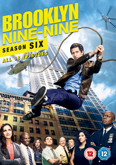 Brooklyn Nine-Nine: Season Six - Daniel J. Goor [DVD]