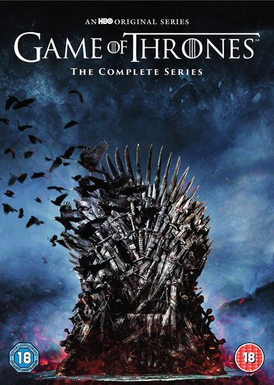 Game of Thrones: The Complete Series (2019) [DVD] OUT 29.11.19 PRE-ORDER NOW