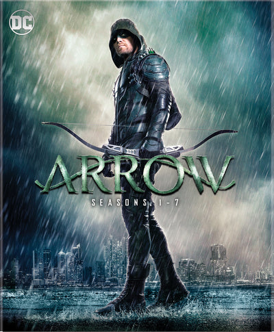 Arrow: Seasons 1-7 [DVD]