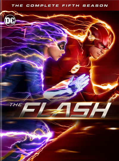 The Flash: The Complete Fifth Season - Greg Berlanti [DVD]