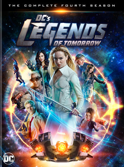DC's Legends of Tomorrow: The Complete Fourth Season - Greg Berlanti [DVD]