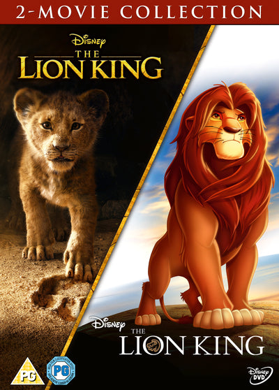 The Lion King: 2-movie Collection - Roger Allers [DVD]