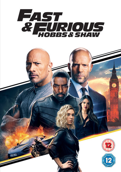 Fast & Furious: Hobbs & Shaw - David Leitch [DVD]