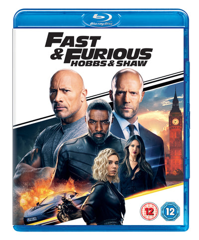 Fast and Furious: Hobbs & Shaw - David Leitch [BLU-RAY]
