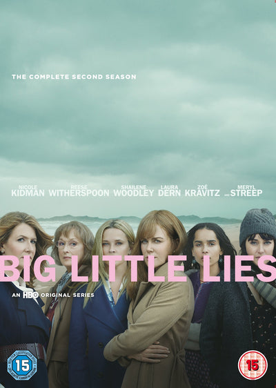 Big Little Lies: The Complete Second Season - David E. Kelley [DVD]