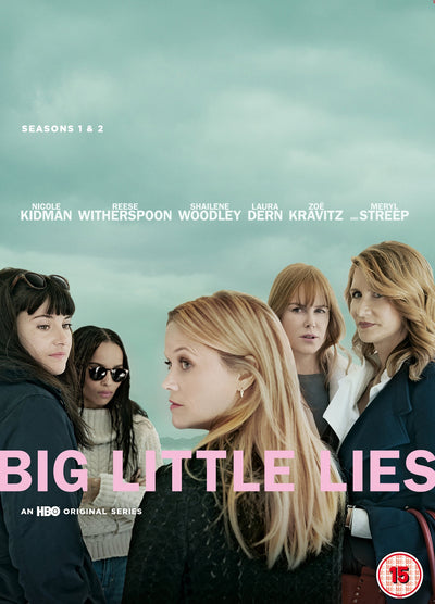 Big Little Lies: Seasons 1 & 2 - David E. Kelley [DVD]
